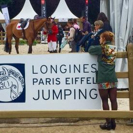 """Juin : commande spécial Salon du jumping pour """"le Salon de Mr Jau"""""""